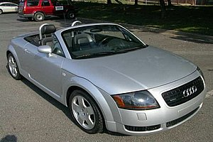 Used Car Auction Listing: Used Audi TT at