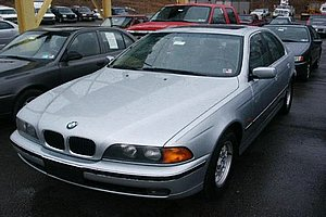 Used Cars Auctions Listing: BMW