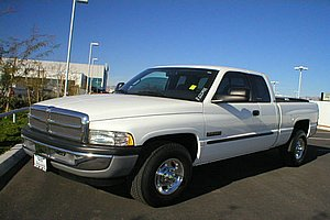 Used Truck Auction Listing: Dodge Ram Truck